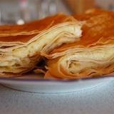 Lavaša siera pīrāgs