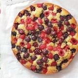 Ogu pīrāgs gatavots multivārāmajā katlā