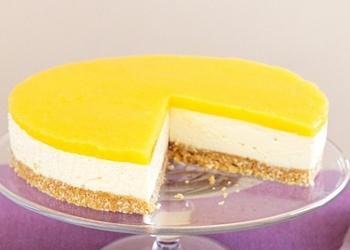 """""""Selgas"""" cepumu mango-kokosriekstu torte"""
