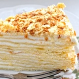 Божественный слоеный торт