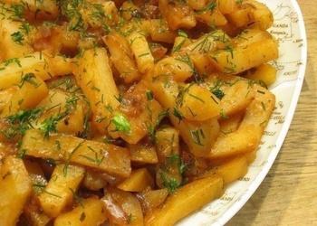 Sautēti kartupeļi multikatlā