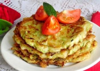 Gardums - Vecmāmiņas kabaču plācenīšu recepte