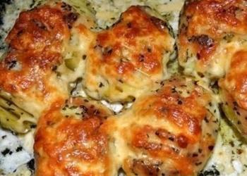 Kartupeļi ar sieru multikatlā