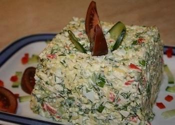 Ātri pagatavojamo nūdeļu salāti