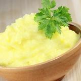 Пюре из тертого картофеля