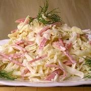 Svaigu kāpostu salāti (viegli un ekonomiski!)