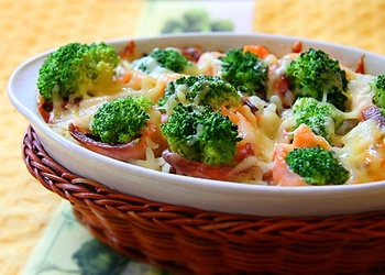 Brokoļi ar Tofu sieru