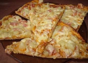 Havajiešu pica