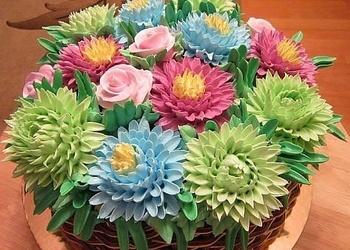 Sviesta krēms tortēm un kūkām