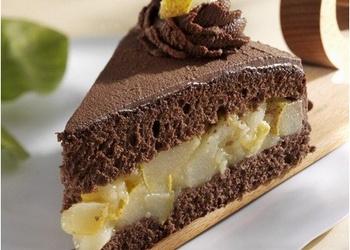 Bumbieru – šokolādes torte
