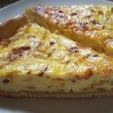 Viegli pagatavojams, garšīgs siera pīrāgs
