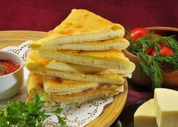 Kubaņas siera pīrāgs