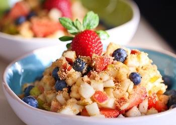 Augļu salāti
