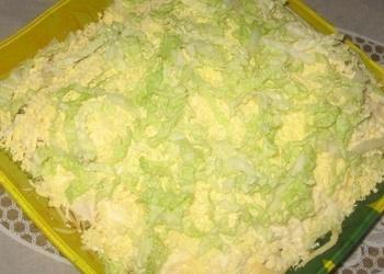 "Salāti ""Gulbja spalva"""