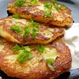 Kartupeļu plācenīši