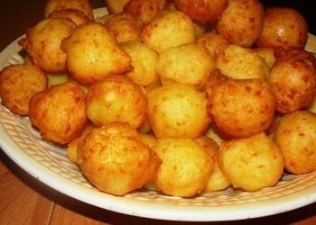 Kartupeļu bumbiņas