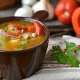Truša gaļas zupa