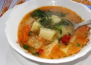 Kartupeļu zupa