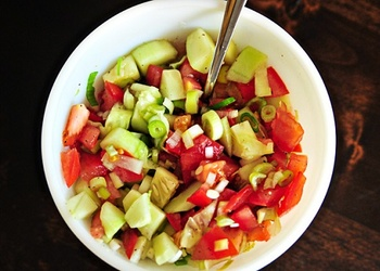 Asie dārzeņu salāti