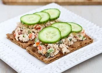Maizītes ar tunci