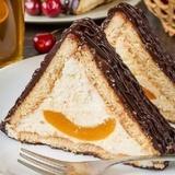 """Torte """"Mīlestības namiņš"""""""