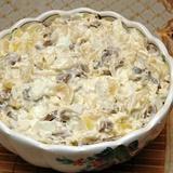 Kartupeļu sēņu salāti