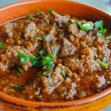 Mērce ar rīsiem indiešu gaumē