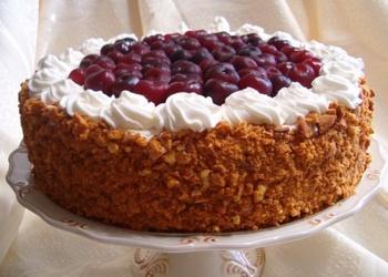 Skāba krējuma kūka