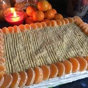 Selgas cepumu torte ar biezpienu