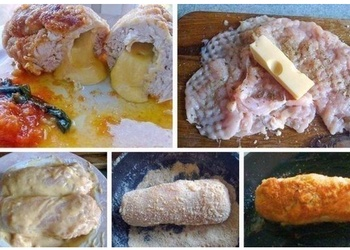 Vistas krūtiņa ar sieru rīvmaizē