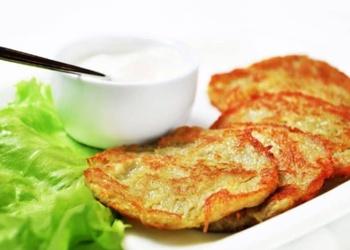 Parastās kartupeļu pankūkas