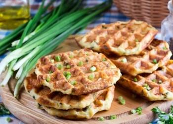 Kartupeļu vafeles