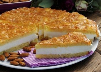 Bavārijas medus kūka