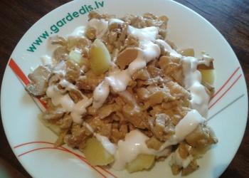 Baraviku pagatavošanas recepte bez izvirtībām