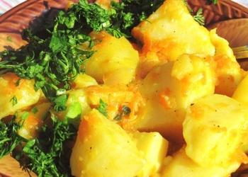 Sautēti kartupeļi
