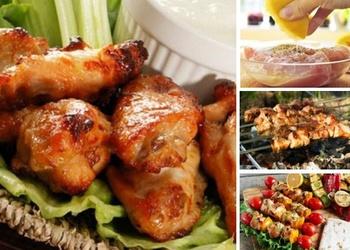 Marinādes vistas gaļai