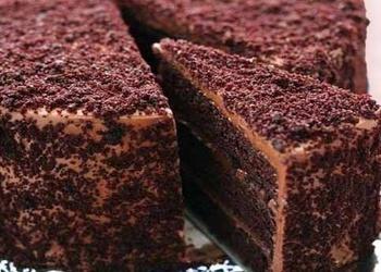 """Šokolādes torte """"Pelē"""""""