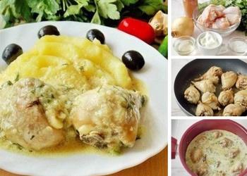 Gedlibže - kabardiešu ēdiens