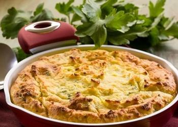 Siera un kartupeļu pīrāgs