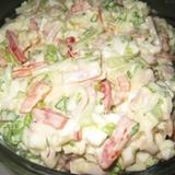 Olu salāti vāciešu gaumē