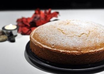 Ievārījuma – kefīra kūka