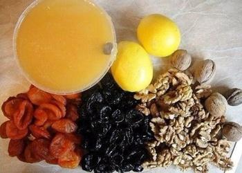Divas receptes maisījumiem, imunitātes stiprināšanai