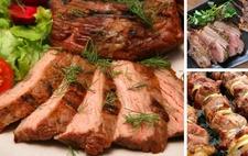 Jēra gaļas kūpinājumi