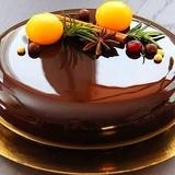 Spoguļglazūra tortēm un kūkām
