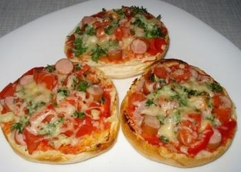 Bulciņas-picas 15 minūtēs