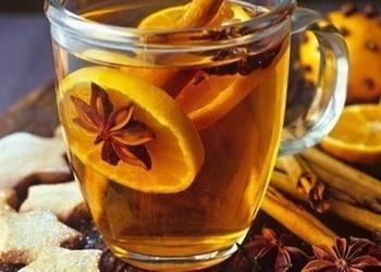 Apelsīnu tēja ar garšvielām