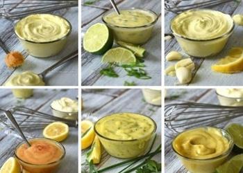 Garda un veselīga alternatīva majonēzei