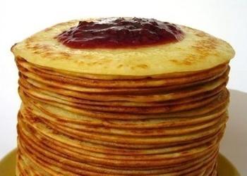 Mazkaloriju pankūkas