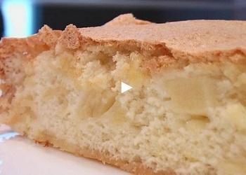 Ātrais ābolu pīrāgs