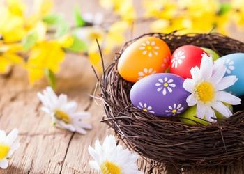 Lieldienu olas – kā nokrāsot olas visās varavīksnes krāsās?